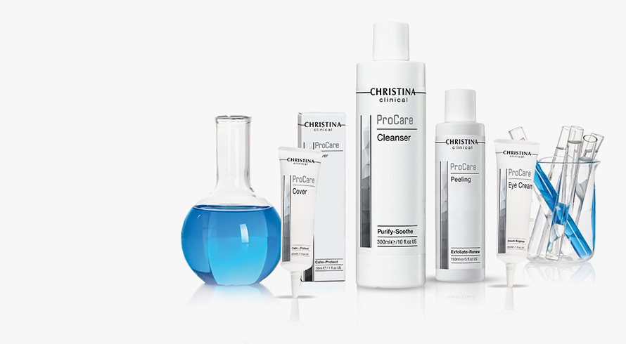 косметика Christina Clinical